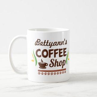 Kundengerechte NamensKaffeestube Kaffeetasse