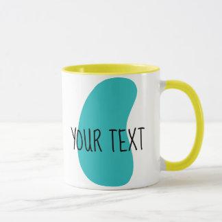 Kundengerechte Nieren-Tasse Tasse