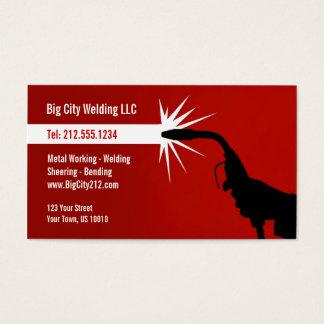 KUNDENGERECHTE Schweißens-Visitenkarte Visitenkarten