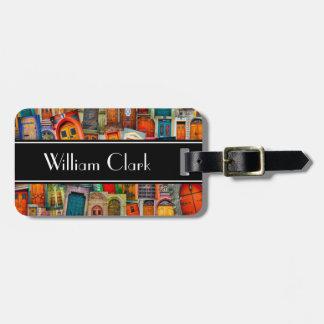 Kundengerechte Türen des WeltGepäckanhängers Kofferanhänger