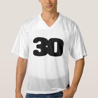 KUNDENGERECHTER 30. GEBURTSTAG Fußball Jersey