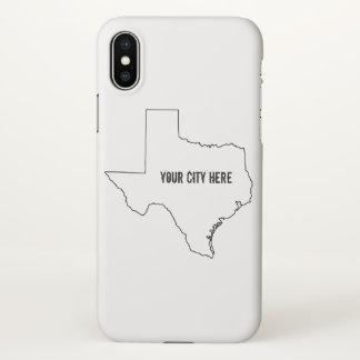 Kundengerechter ausgewählter Fall Stadt IPHONE iPhone X Hülle