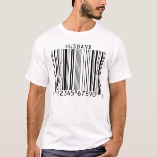 Kundengerechter Barcode-T - Shirt