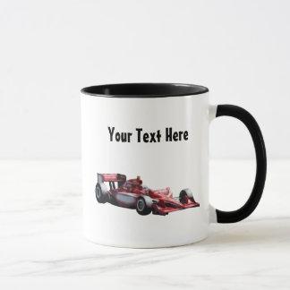 Kundengerechter einfacher Rennwagen Tasse