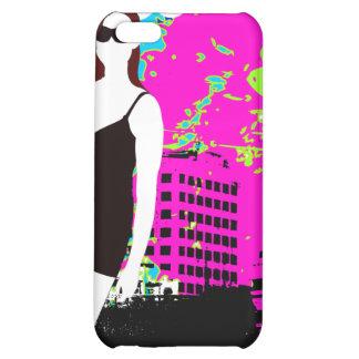 Kundengerechter Entwurf des bunten städtischen Sta iPhone 5C Hülle