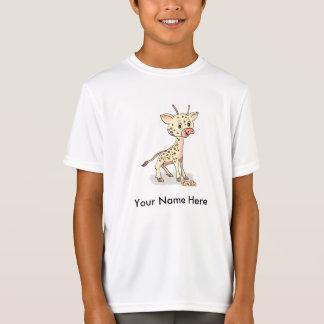 Kundengerechter Giraffen-T - Shirt