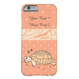 Kundengerechter griechischer Schildkröte iPhone Barely There iPhone 6 Hülle