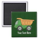Kundengerechter grüner LKW Magnets