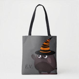 Kundengerechter Halloween- - Mochimama-Führer Tasche