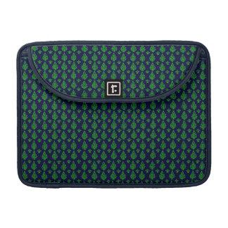 Kundengerechter Indien-Block-Druck MacBook Pro Sleeve