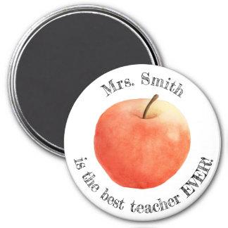 """Kundengerechter Magnet """"des besten Lehrers"""