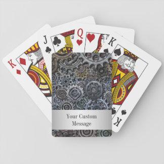 Kundengerechter Metallgang-Entwurf Spielkarten