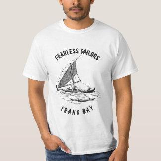 Kundengerechter Segelnschiff-T - Shirt
