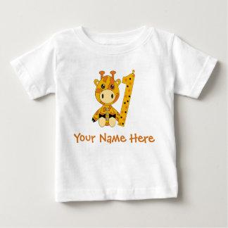 Kundengerechter T - Shirt der Nr. 1
