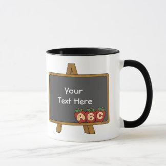 Kundengerechter Tafel-Lehrer Tasse