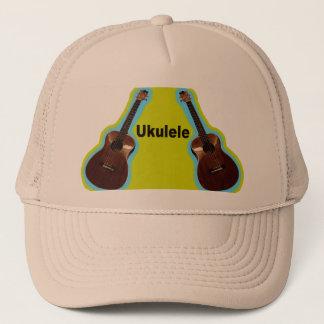 Kundengerechter Ukulele-Hut Truckerkappe
