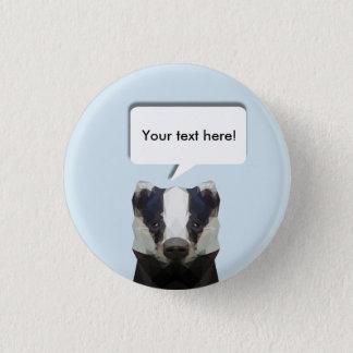 Kundengerechtes Button-Abzeichen des niedlichen Runder Button 3,2 Cm