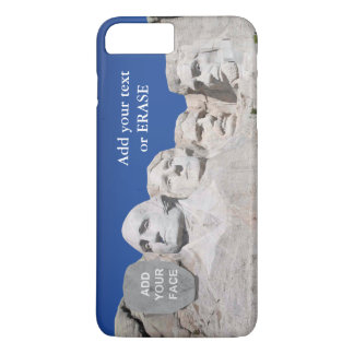 Kundengerechtes der Mount Rushmore nationales iPhone 8 Plus/7 Plus Hülle