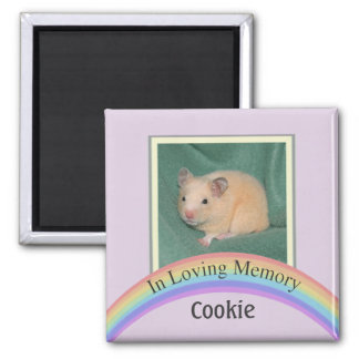 Customizable Photo Pet Memorial (Mauve)