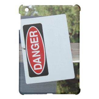 Kundengerechtes Gefahrenzeichen iPad Mini Hülle