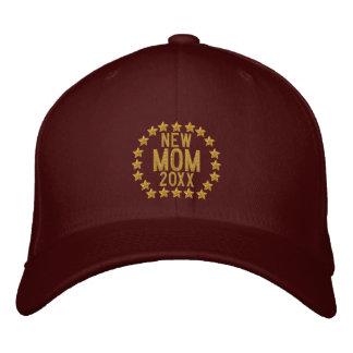 Kundengerechtes JAHR für junge Mutter hat Bestickte Baseballkappe