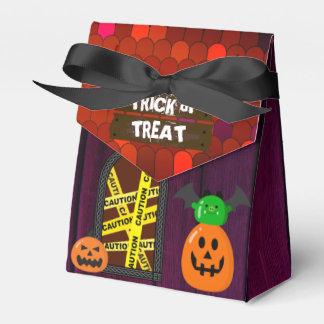 Kundengerechtes Spuk Haus Halloweens - Mochi Geschenkschachtel