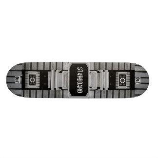Kundengerechtes Text-SteuerbordSkateboard Personalisiertes Skatedeck