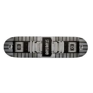 Kundengerechtes Text-SteuerbordSkateboard Skateboardbrett