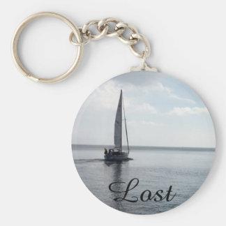 Kundengerechtes verlorenes Keychain Schlüsselanhänger