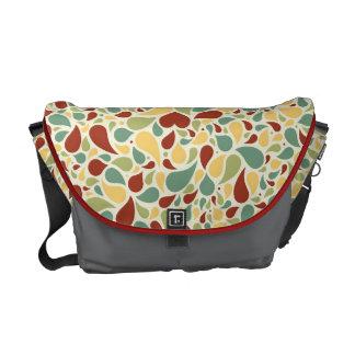 Kundenspezifische äußerer Druck-Tasche Kuriertasche