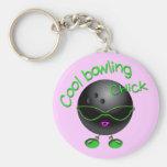 Kundenspezifische Bowling Keychains Geschenke Schlüsselband