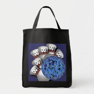 Kundenspezifische Bowlingstaschen und Taschen Gesc