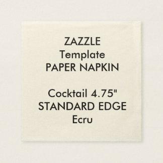 Kundenspezifische einfache papierserviette