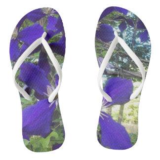 Kundenspezifische erwachsene dünne Bügel Zipz Flip Flops