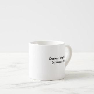 Kundenspezifische Espressotassen