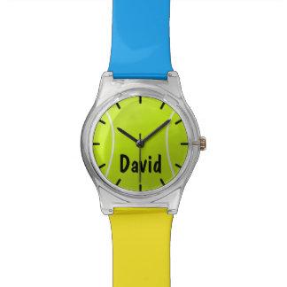 Kundenspezifische Farb-und Armbanduhr