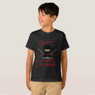 Kundenspezifische Farbe der JuniorNinja/Samurai-T T-Shirt