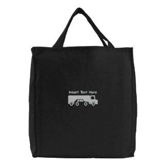 Kundenspezifische Fernlastfahrer gestickte Tasche