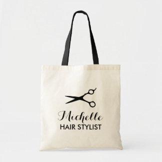 Kundenspezifische Friseur-Taschentaschen für Budget Stoffbeutel