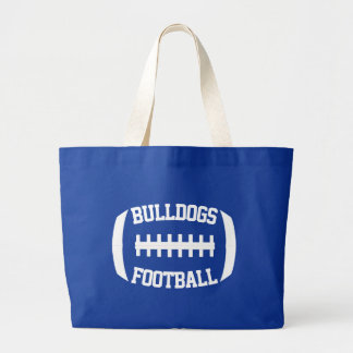 Kundenspezifische Fußball-Team-Namen-oder Jumbo Stoffbeutel