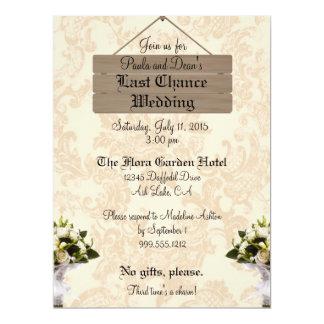 Kundenspezifische Gelegenheits-Wedding Einladungen