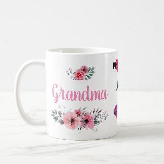 """Kundenspezifische """"Großmutter-"""" Tasse mit"""