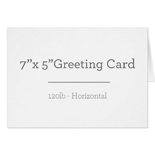Standard (12,7 cm x 17,8 cm), weiße Briefumschläge inklusive