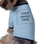 Kundenspezifische Haustier-Kleidung Hunde Shirt