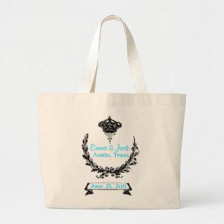 Kundenspezifische Hochzeit Tasche