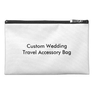 Kundenspezifische Hochzeits-Reise-Zusatz-Tasche