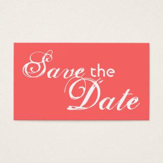 Kundenspezifische Hochzeitskarten der Visitenkarte