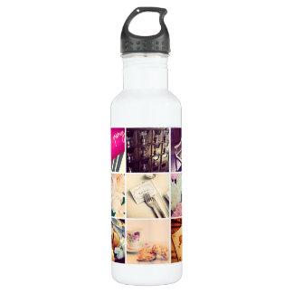 Kundenspezifische Instagram Edelstahlflasche