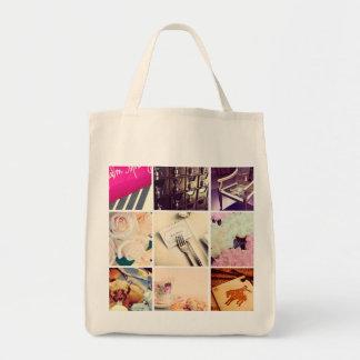 Kundenspezifische Instagram Einkaufstasche