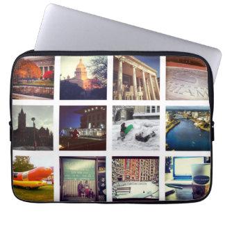 Kundenspezifische Instagram Laptopschutzhülle